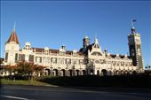 rail station, Dunedin: by joannah_metz, Views[179]