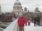 John on Millenium Bridge: by johnandteresa, Views[172]