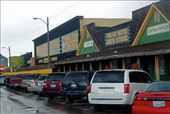 Wall Drug store, Wall, SD - advertised for thousands of miles - predictably touristy: by johnkeith, Views[225]