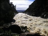 Cataract Gorge in Flood: by johnsteel, Views[1116]