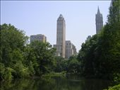 Central Park view: by johnsteel, Views[277]