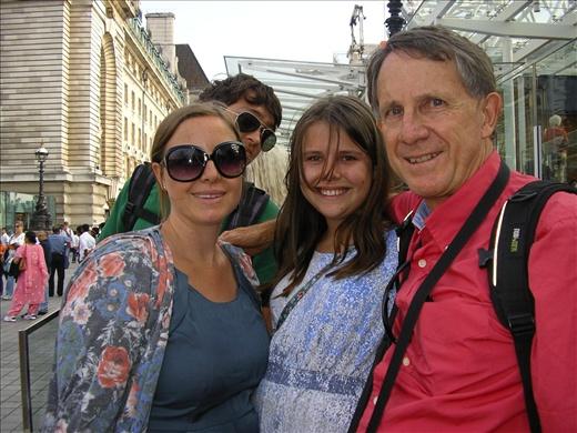Brindi, Luke, Paris, Peter