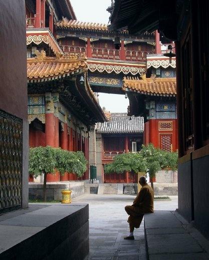 Yonghe Lama Temple, Beijing