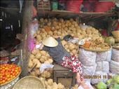 Taking a break at Dong Ba market, Hue: by johnsteel, Views[220]