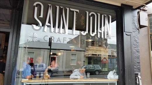 St John Craft Beer in Launceston