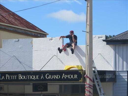 Main Street, Deloraine