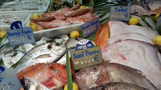 Fish Market Paris