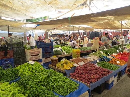 Markets - Dalyan