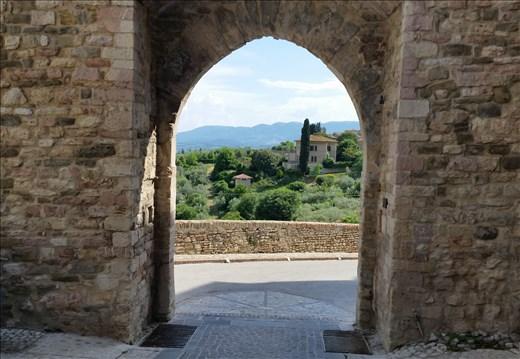 Hilltop town Umbria