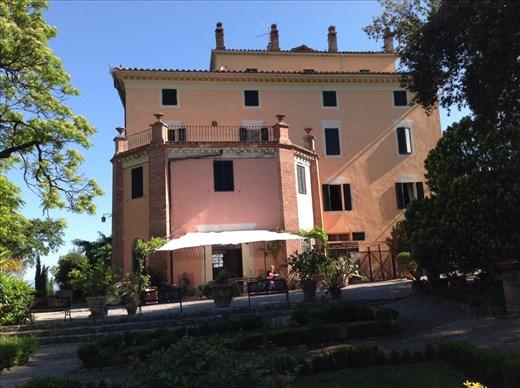 Our 'Palazzo', Villa Lemura near Panicale