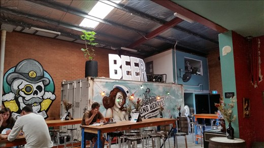 Young Henry's craft beer, Newtown