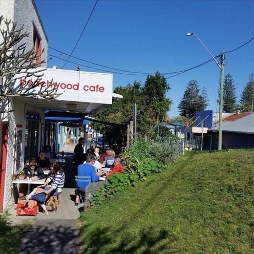 Beechwood Cafe in Yamba