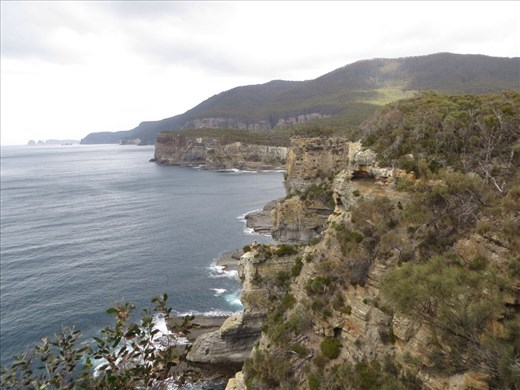 Waterfall Bay track, Tasman Peninsula
