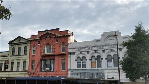 Old buildings Invercargill
