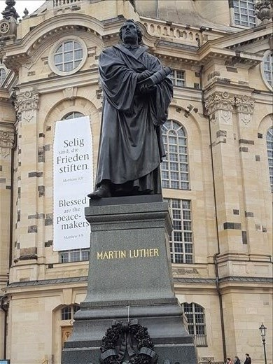 Martin Luther Dresden