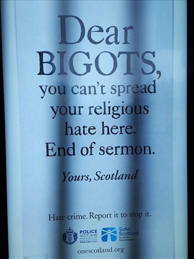 Poster Edinburgh