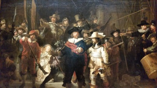 The Nightwatch Amsterdam