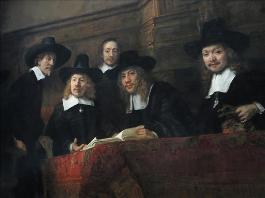 The Wardens of Amsterdam
