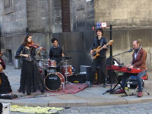 Musicians Dresden