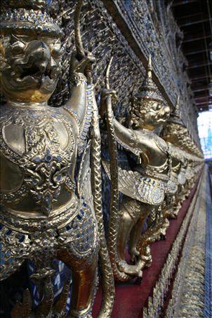 The Grand Palace Bankok