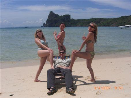 Jonny's Angels - Koh Phi Phi