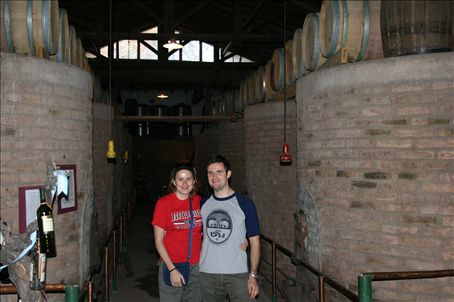 Mendoza Bodegas - this one is Italian owned by the De Tommasi family