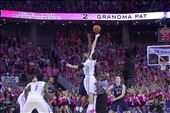 Tip off. Pink Out Game.: by jordananne, Views[86]