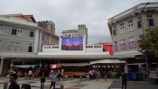Bugis Street Markets. Lots of Cheap cheap, and dumplings