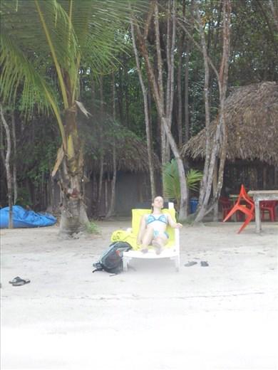 Starfish Beach. Maravilloso (Spanish for wonderful).