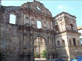 Casco Viejo (Panama old town), gorgeous city. Church and convent of the Compania de Jesus.: by jorjejuanita, Views[120]