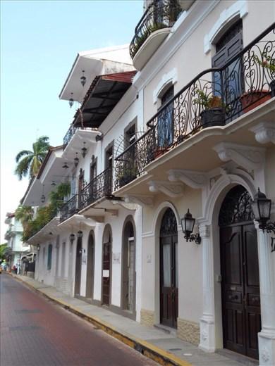 Casco Viejo (Panama old town).