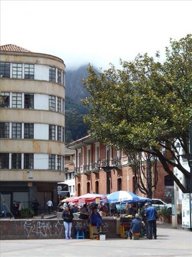 Bogota, capital city.