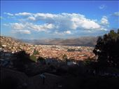 View of Cusco city from the Christo Blanco statue.: by jorjejuanita, Views[116]