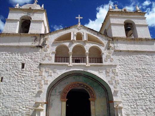 Maca church.