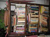 De fleste gjestehusene har bokhyller med brukte boeker paa alle spraak, som du kan bytte ut dine egne med. : by jornsalve, Views[273]