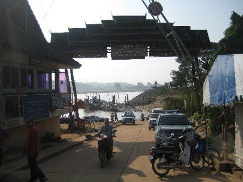 grenseovergangen i thailand, her gaar