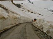 Walled on both sides with nothing but snow...: by jose_india, Views[76]