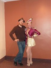 One of the many many dancers involved with Radio City Hall: by josh_shona, Views[173]
