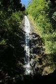 One of the waterfalls on the hike: by joshandkaren, Views[48]