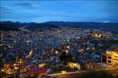 La Paz lit up at night: by joshandkaren, Views[90]