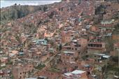 View of La Paz from the teleferico: by joshandkaren, Views[219]