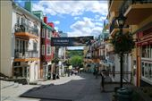 Streets of Mont Tremblant Resort outside of Montreal: by joshandkaren, Views[95]