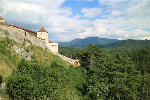Rasnov Fort