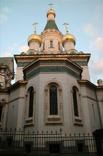 Church of St Nicholas the Miracle Maker