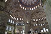 Inside the Blue Mosque: by joshandkaren, Views[93]