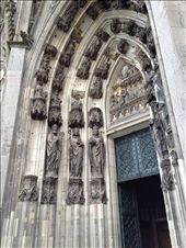 Cologne Cathederal Entry: by joshphoto13, Views[89]