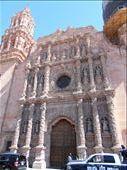Facade of main temple in Zacatecas: by jrdenola, Views[59]