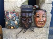 Masks from the market: by jubaloo, Views[244]