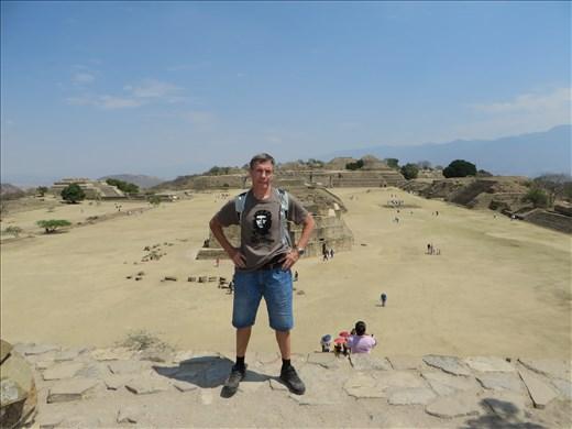 Mont Alban - near Oaxaca
