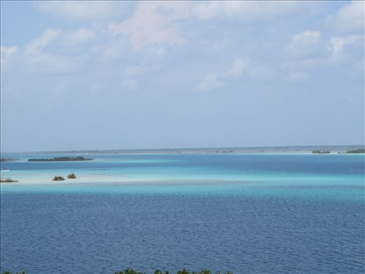 Another lagoon view - Bacalar